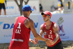 KAZ1 celebrates