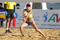 Kabulbekova defends