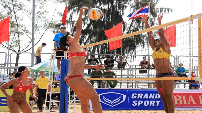 29 BEACH VOLLEYBALL EVENTS TO BE HELD IN ASIA IN 2019