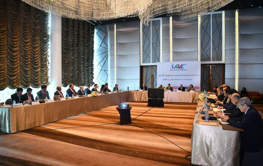 AVC PRESIDENT CONVEYS CHRISTMAS AND NEW YEAR WISHES TO TECHNICAL COMMITTEE CHAIRMEN