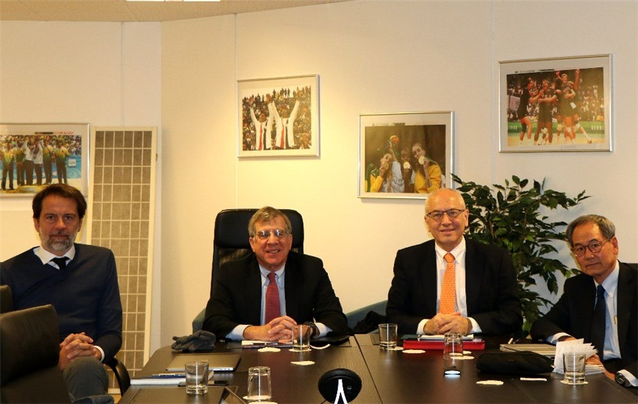 FAN EXPERIENCE AND ENGAGEMENT AT THE HEART OF FIVB COMMUNICATION COMMISSION