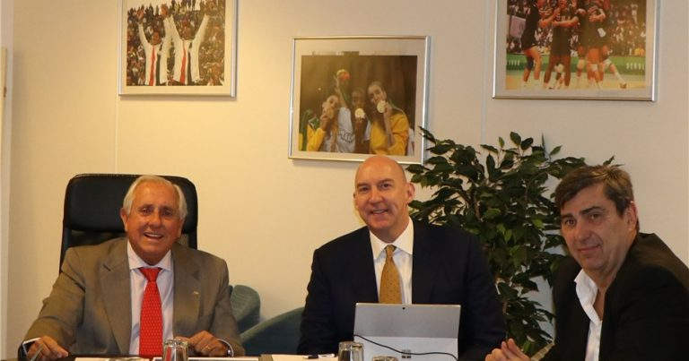 FIVB TECHNICAL AND COACHING COMMISSION AT THE CORE OF VOLLEYBALL'S DEVELOPMENT