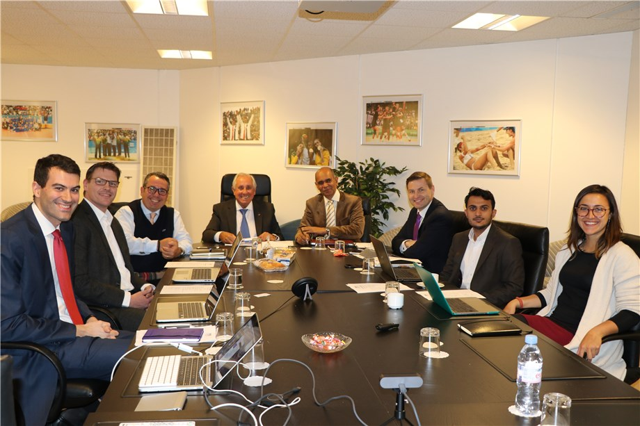 FIVB STRATEGY AND VISION PRESENTED DURING DEVELOPMENT COMMISSION