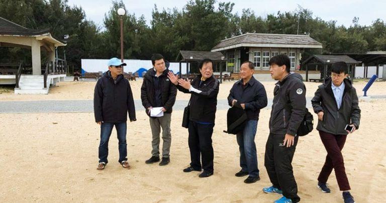PREPARATIONS IN PROGRESS FOLLOWING ASIAN TOUR VENUE INSPECTION