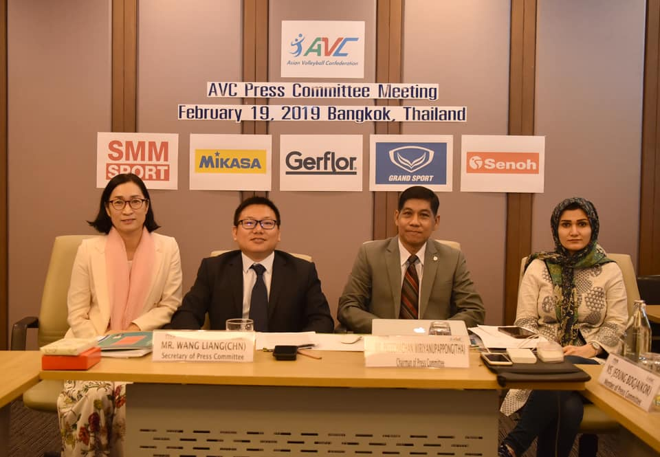 AVC PRESS COMMITTEE SATISFIED WITH PERFORMANCE AND INCREASED SOCIAL MEDIA ENGAGEMENT