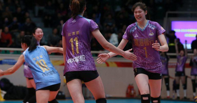 TIANJIN ENTER CHINA SUPER LEAGUE FINALS AFTER STUNING COMEBACK WIN OVER JIANGSU
