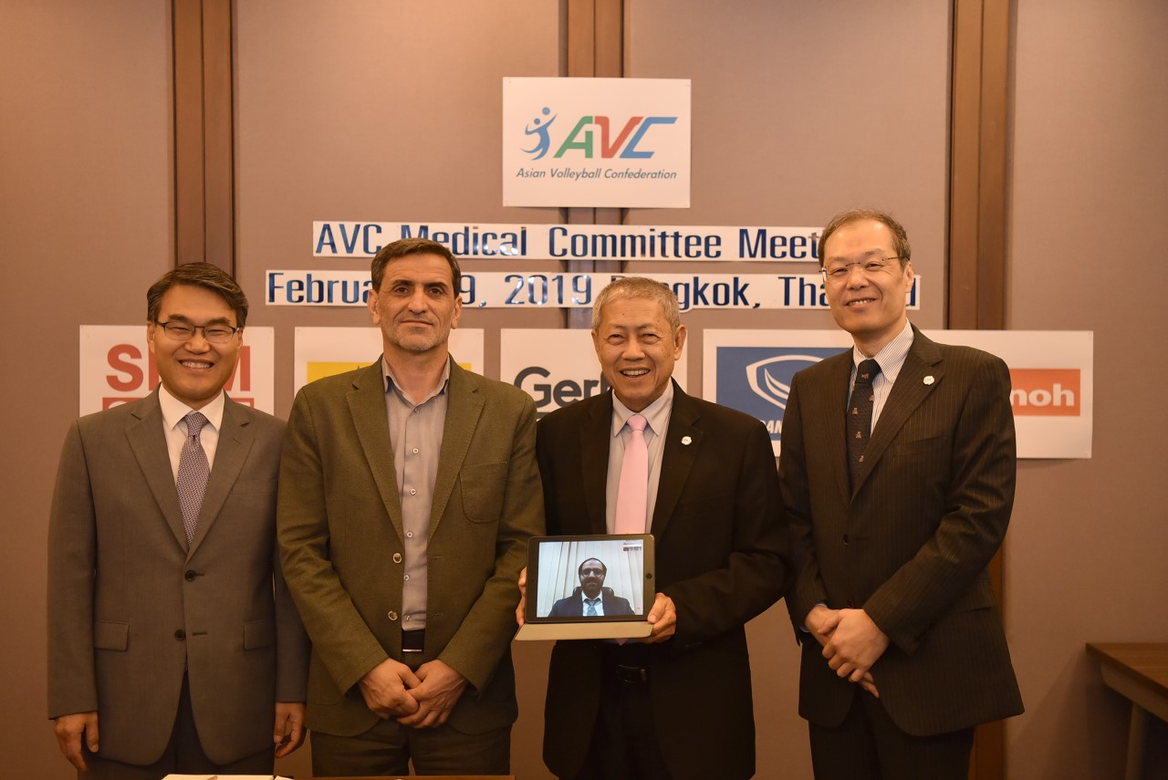 AVC MEDICAL COMMITTEE MEETING CONCLUDED SUCCESSFULLY