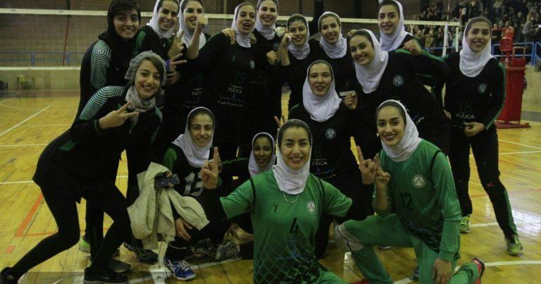ZOB AHAN CROWNED IRAN WOMEN'S SUPER LEAGUE CHAMPIONS