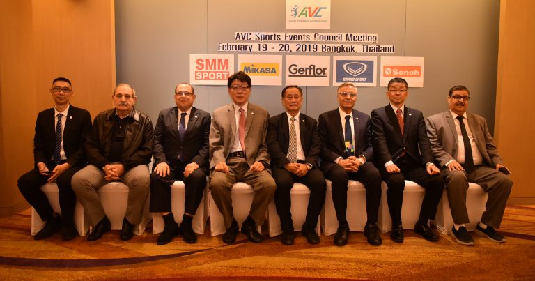 AVC SPORTS EVENTS COUNCIL MEETING CONCLUDED ON POSITIVE NOTE