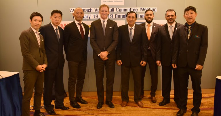 FUTURE ASIAN TOUR EVENTS A KEY TOPIC DISCUSSED AT AVC BEACH VOLLEYBALL COMMITTEE MEETING