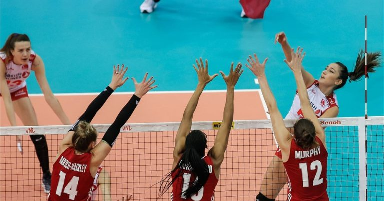 FINAL 100-DAY COUNTDOWN BEGINS FOR 2019 VNL