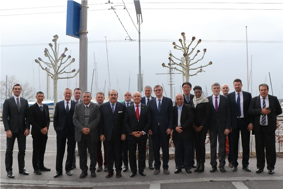 FIVB SPORTS EVENTS COUNCIL PLANS EXCITING FUTURE IN BUILD UP TO TOKYO 2020