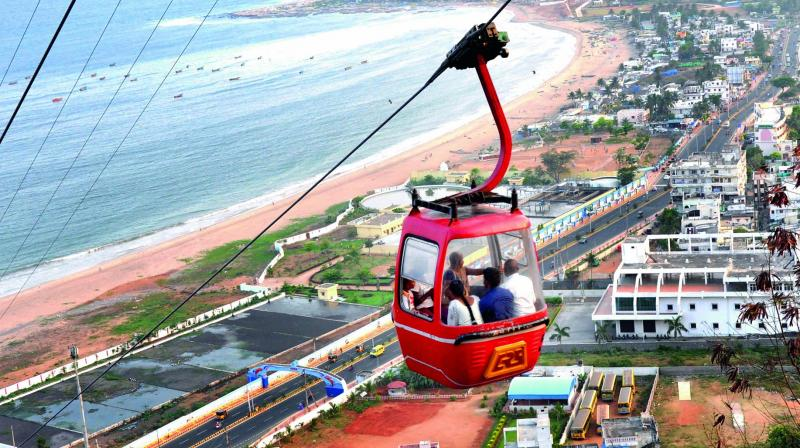 VISAKHAPATNAM HOSTS INDIA'S FIRST WORLD TOUR EVENT