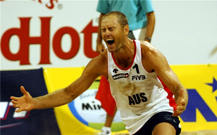 AUSTRALIA APPOINTS ANDREW SCHACHT AS BEACH VOLLEYROOS COACH