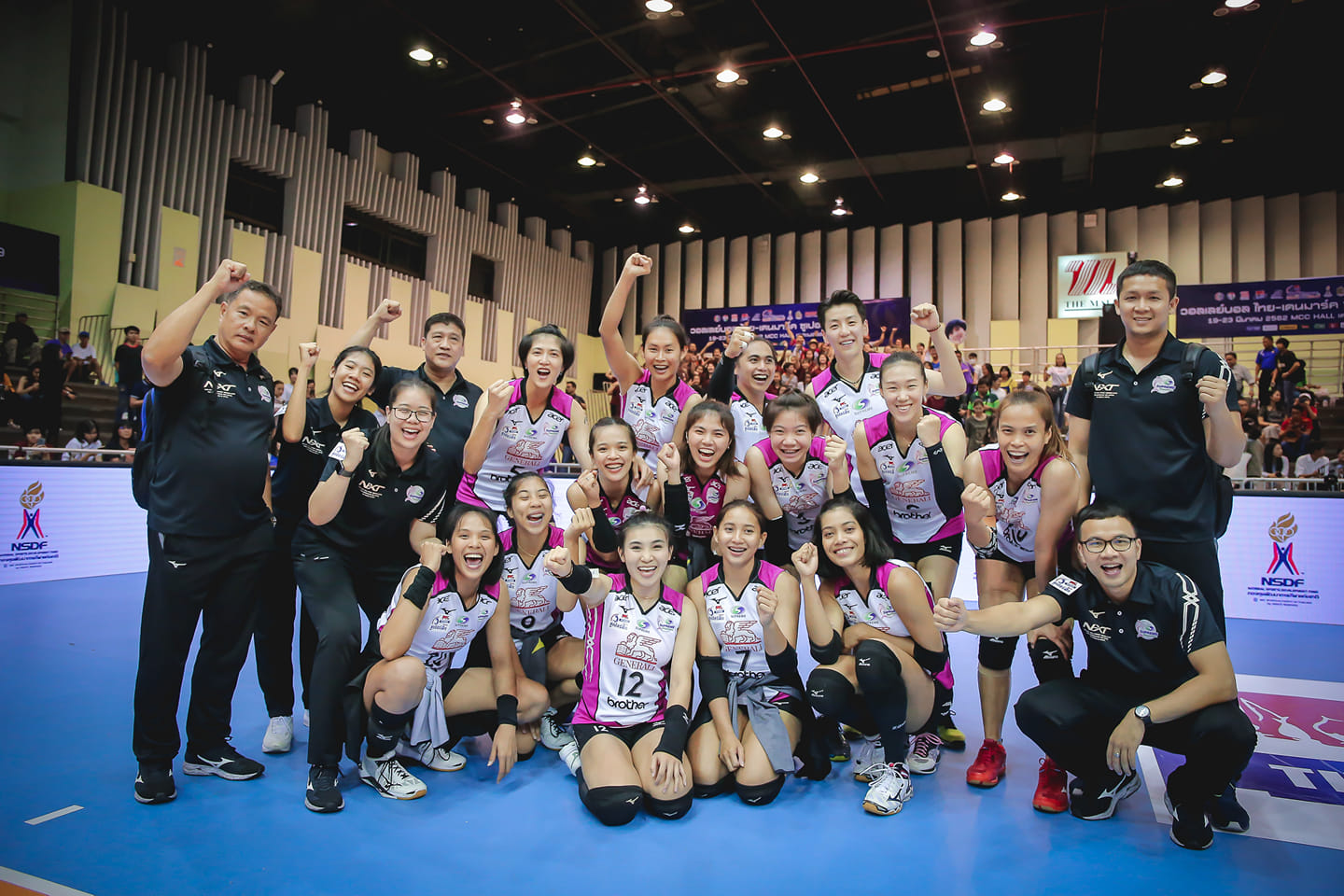 SUPREME COMPLETE HAT-TRICK OF WINS AT SUPER LEAGUE AHEAD OF ASIAN WOMEN'S CLUB CHAMPIONSHIP
