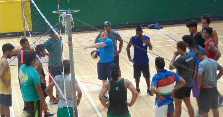 SOLOMON ISLANDS ESTABLISHES NATIONAL PROGRAMME WITH SUPPORT OF FIVB'S PROJECTS PLATFORM