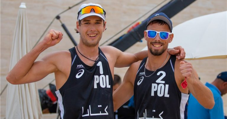 KANTOR AND LOSIAK LEAD WAY TO DOHA 4-STAR QUARTER-FINALS