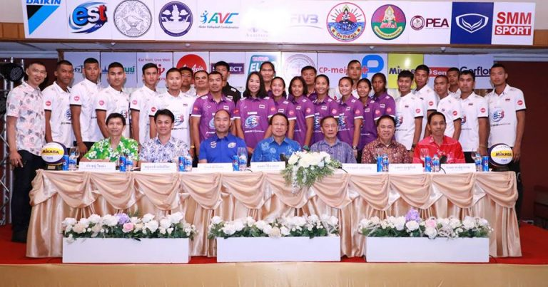 THAILAND TO HOST 2 MAJOR BEACH VOLLEYBALL EVENTS IN APRIL
