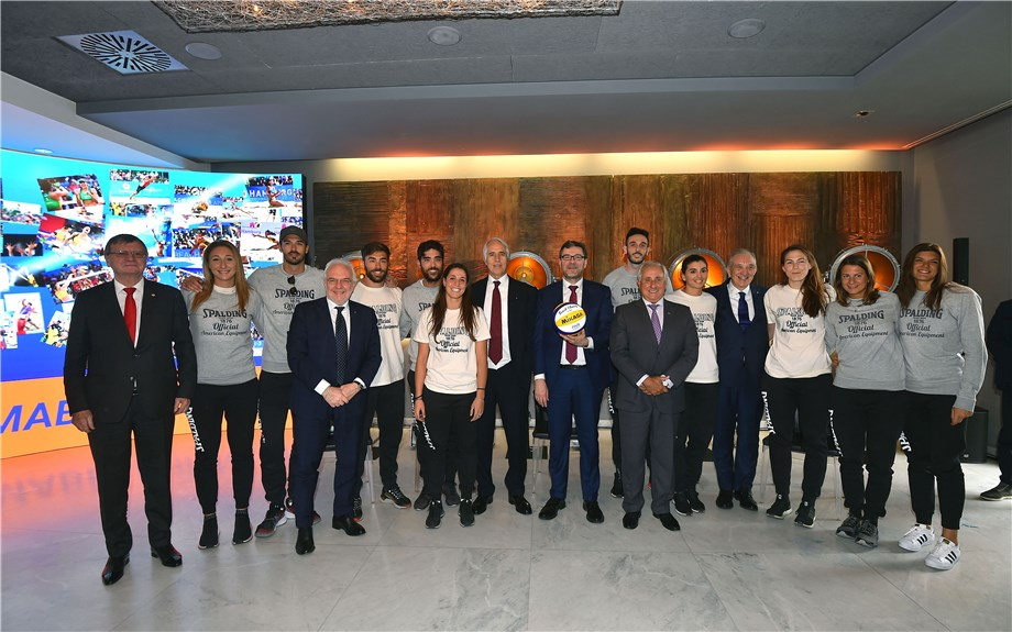 ROME ANNOUNCED AS HOST OF 2021 FIVB BEACH VOLLEYBALL WORLD CHAMPIONSHIPS