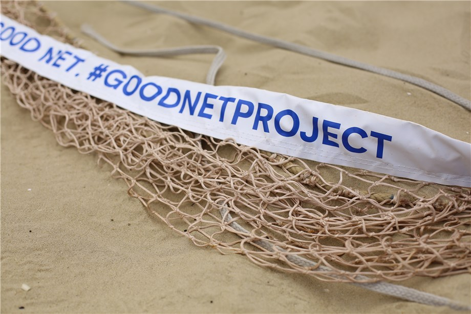FIVB AND GOOD NET PROJECT SUPPORT WORLD WATER DAY