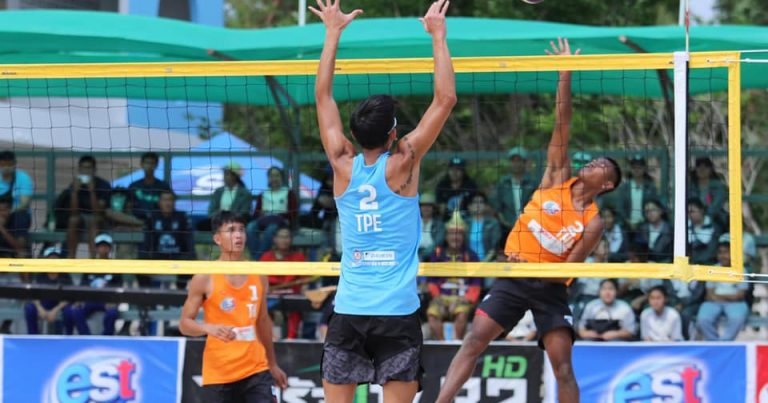 UNBEATEN THAILAND, CHINA, INDONESIA THROUGH TO THE ROUND OF 16 AT ASIAN U21 BV CHAMPIONSHIPS