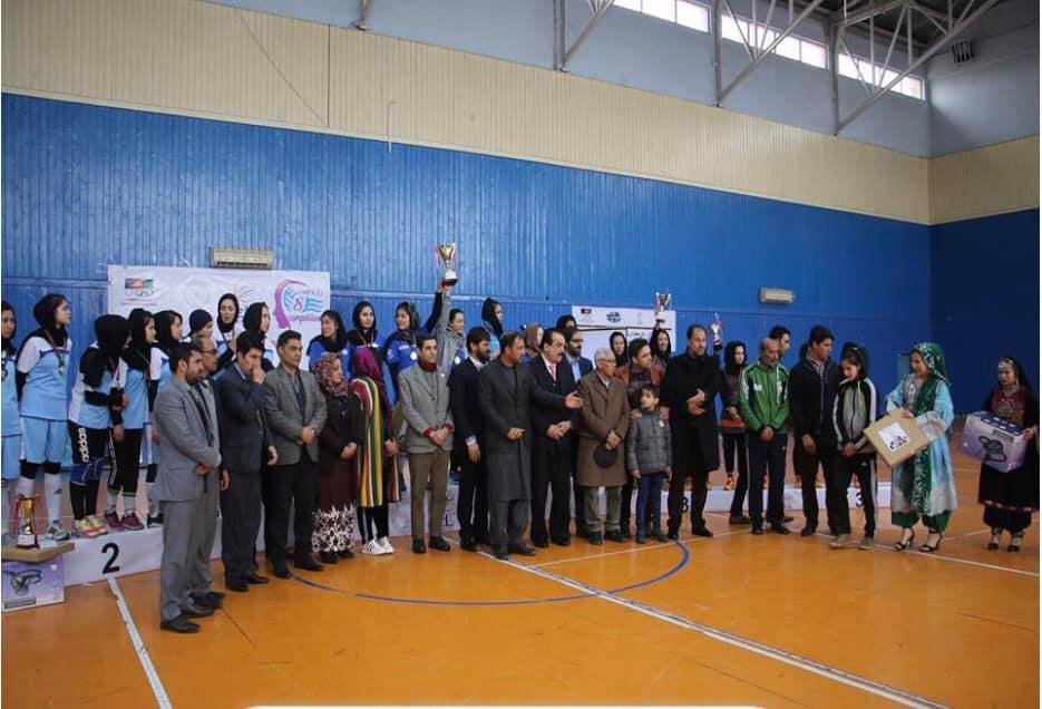 WOMEN'S TOURNAMENT HELD IN AFGHANISTAN TO CELEBRATE INTERNATIONAL WOMEN'S DAY