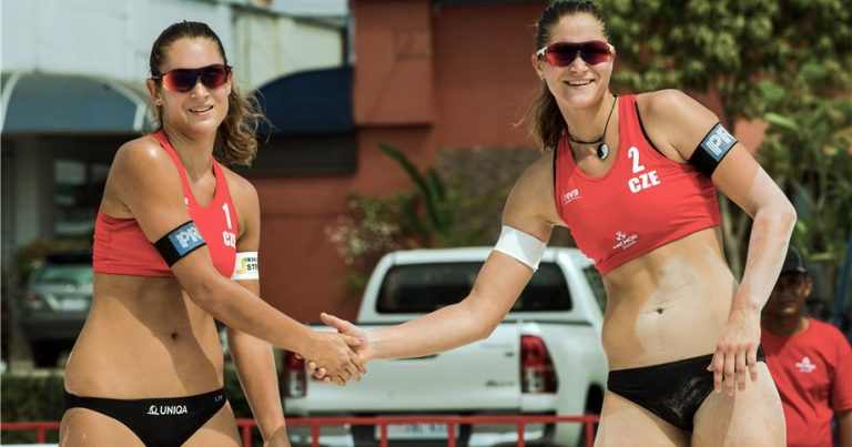 BONNEROVA AND MAIXNEROVA COMPLETE GOLDEN RUN AT VIZAG OPEN