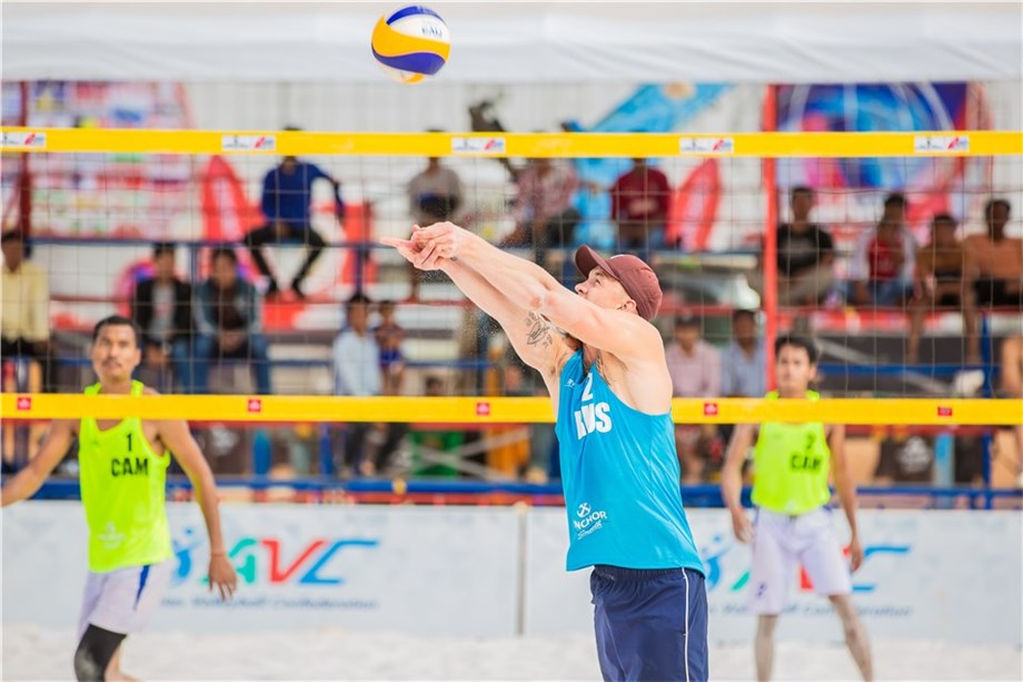 TOP SEEDS WIN TWO FROM TWO AT KG SPEU 1-STAR