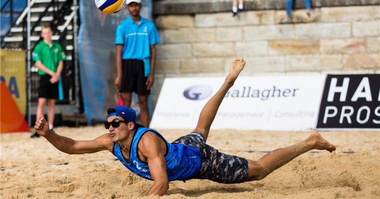 GRIMALTS CONQUER SYDNEY POOL PLAY WITH POSITIVE VIBES