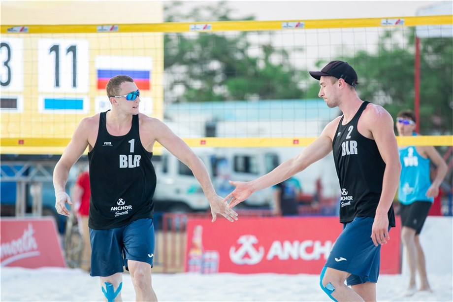 THAI AND BELARUSIAN PAIRS ADVANCE TO SIEM REAP MAIN DRAW