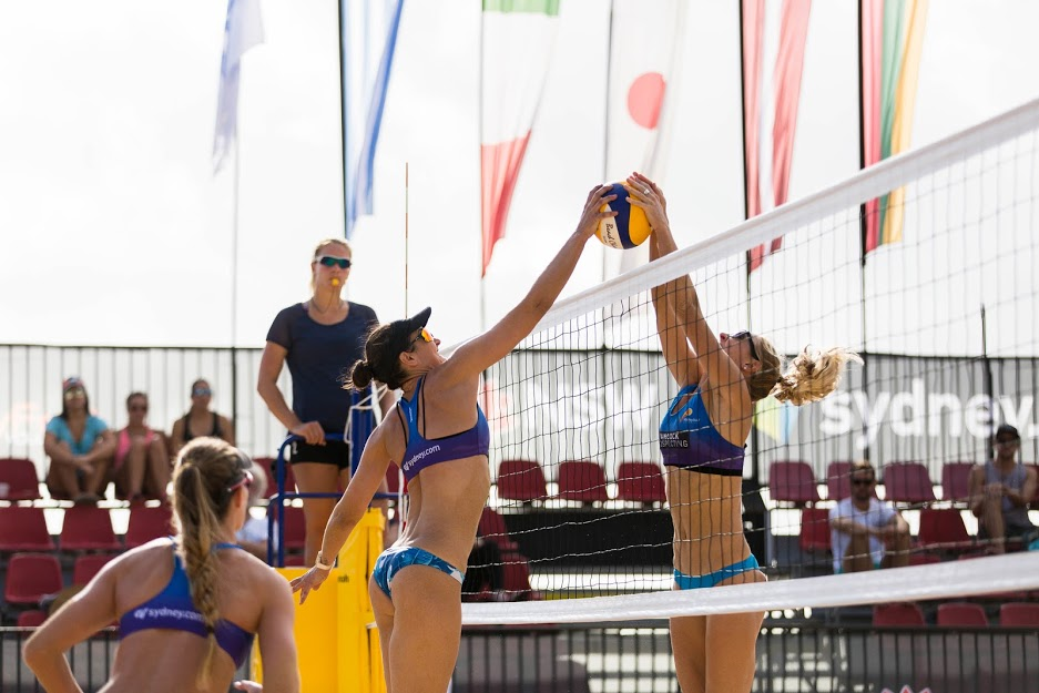 NEW-LOOK AUSTRALIAN PAIR PULL OFF UPSET WIN OVER FANCIED AMERICANS