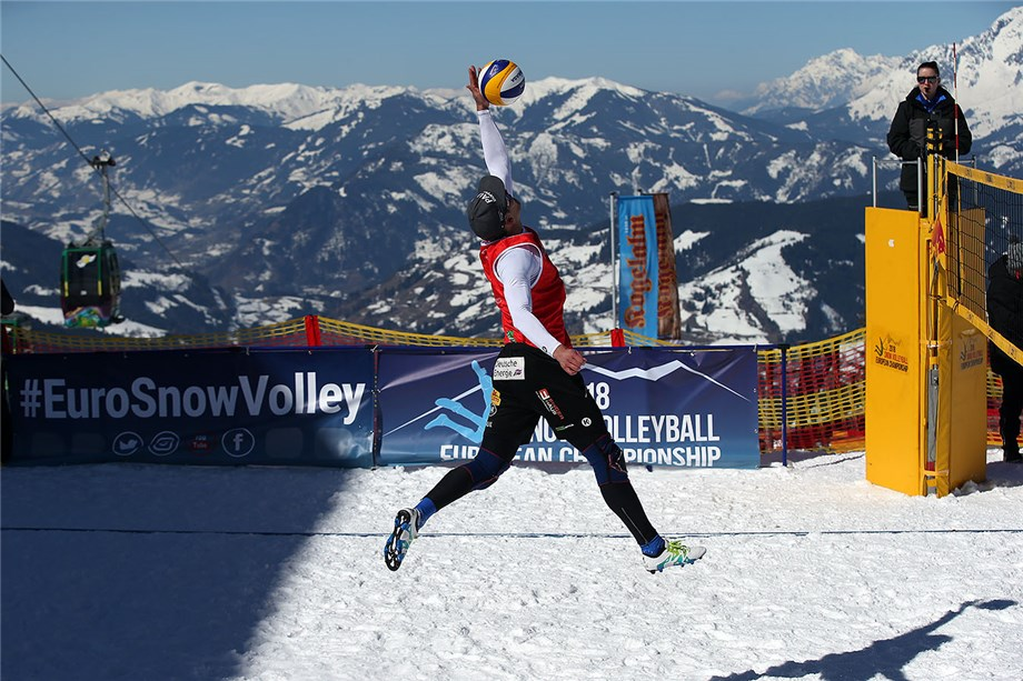 ALL YOU NEED TO KNOW ABOUT SNOW VOLLEYBALL