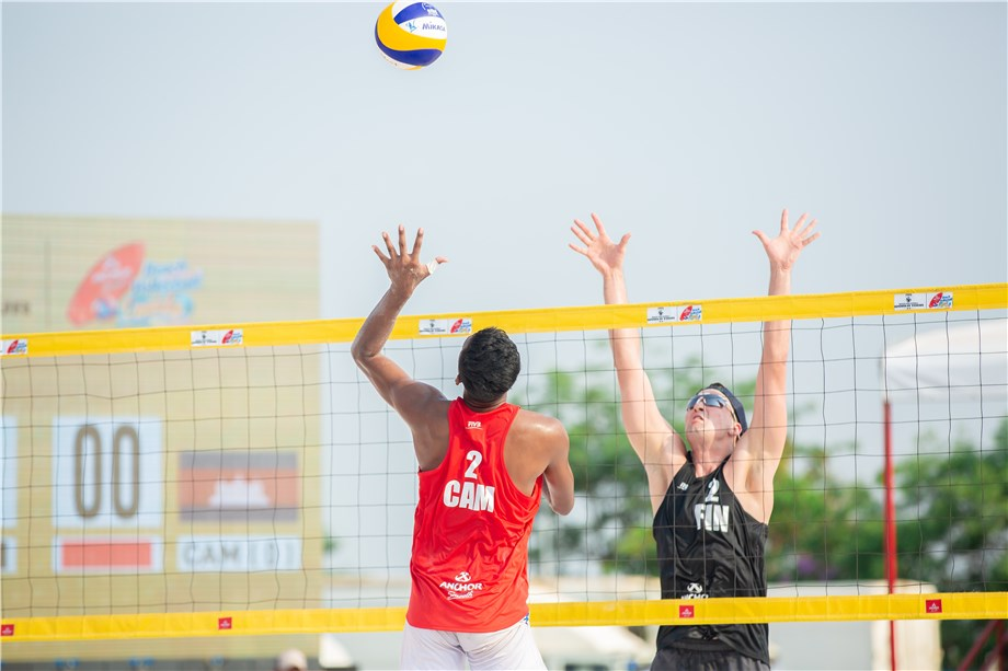 TOP SEEDS NURMINEN AND SIREN CRUISE INTO ROUND OF 16 AT SIEM REAP
