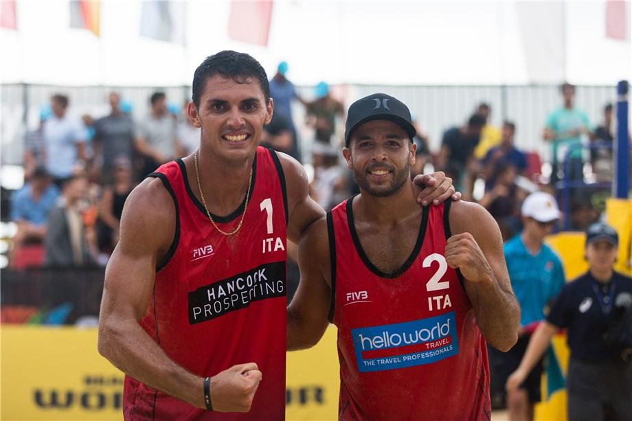 ROSSI AND CARAMBULA REACH SYDNEY MEN'S FINAL