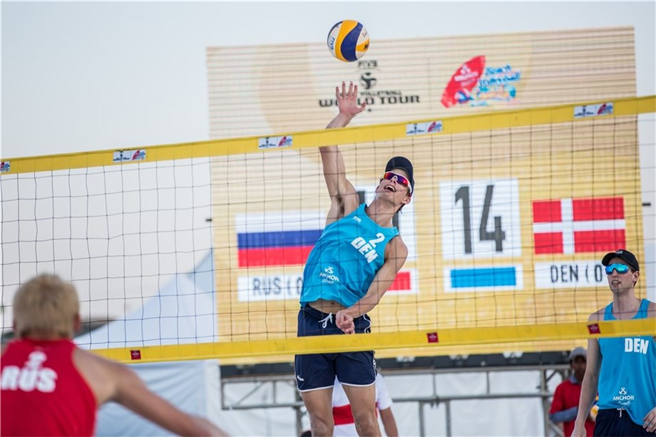 DANES EYEING FIRST SEED SCALP AT KG SPEU 1-STAR