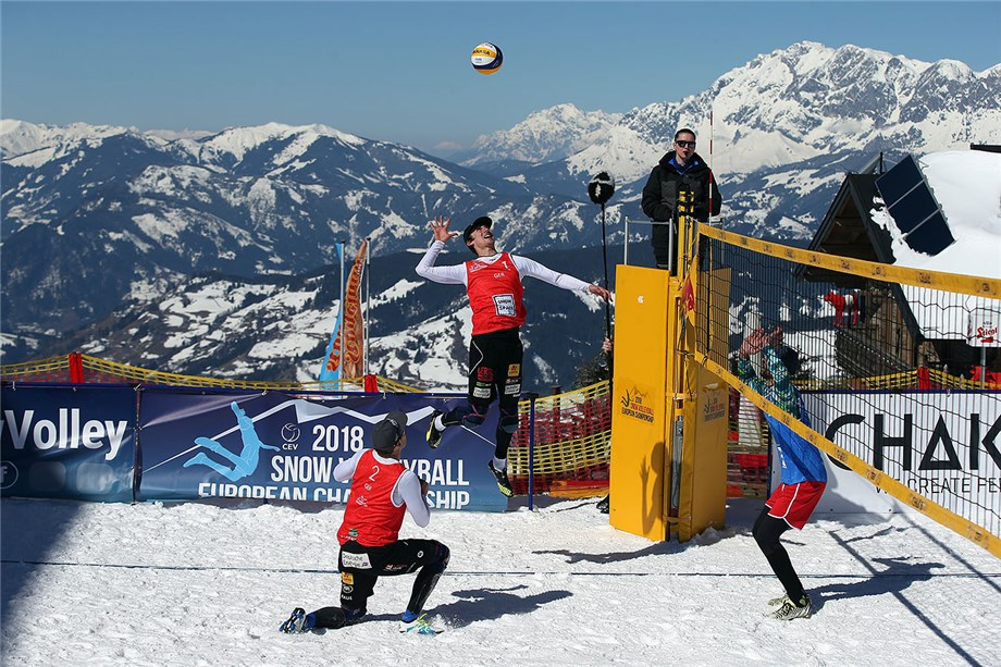 SNOW VOLLEYBALL: FROM SMALL BEGINNINGS TO GLOBAL GROWTH