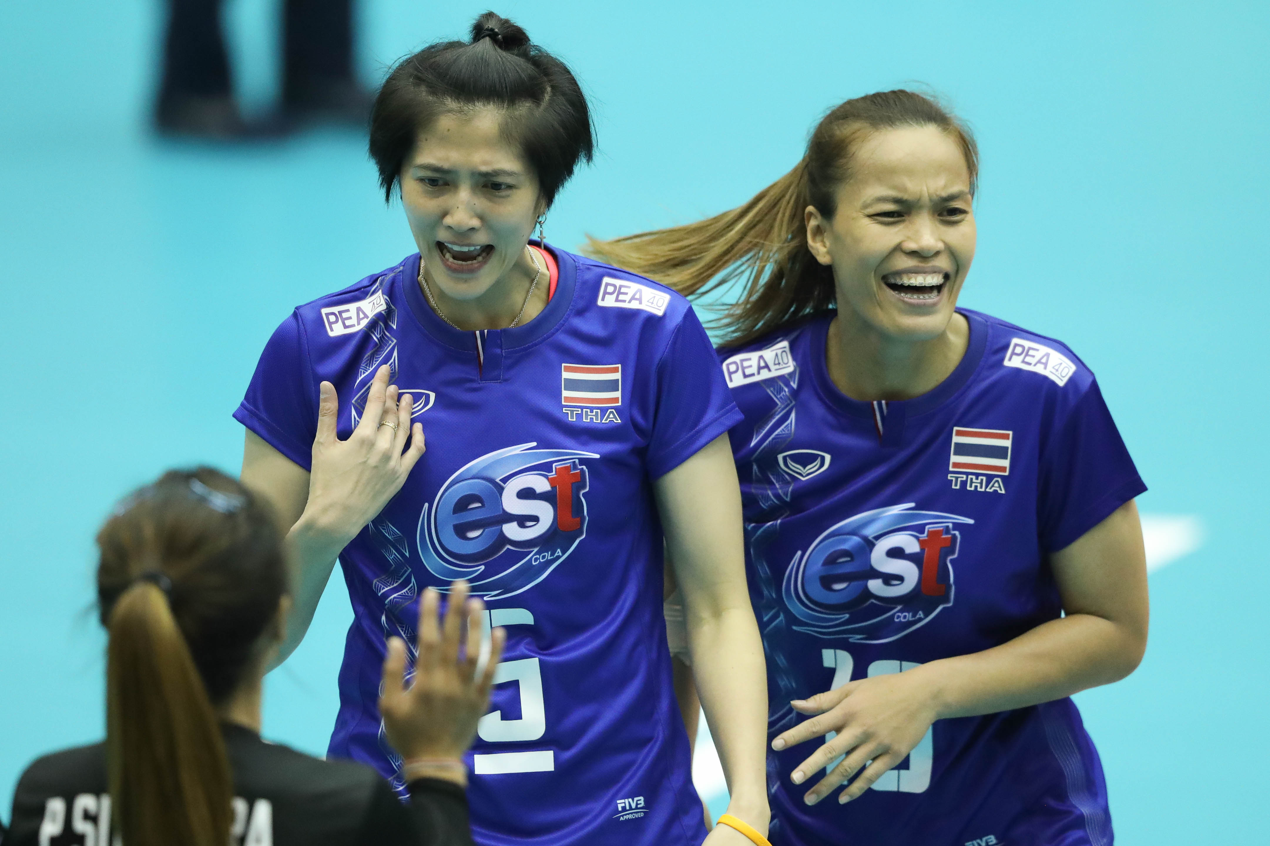 PLEUMJIT AND WILAVAN  HOPE TO GIVE THAILAND ITSFIRST OLYMPIC QUALIFICATION