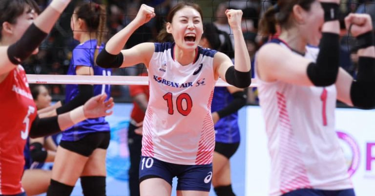 KOREA RESTORE PRIDE AT ALL-STAR SUPER MATCH AFTER 3-0 DEMOLITION OF HOSTS THAILAND