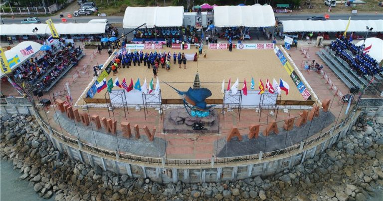 THAILAND TO HOST 1,000TH FIVB BEACH VOLLEYBALL TOURNAMENT