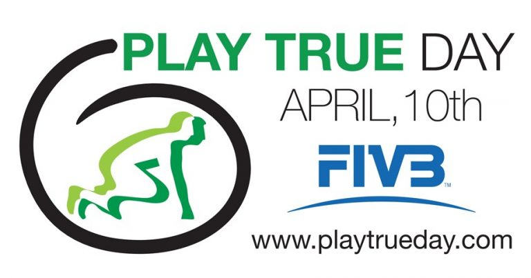 FIVB CELEBRATES PLAY TRUE DAY