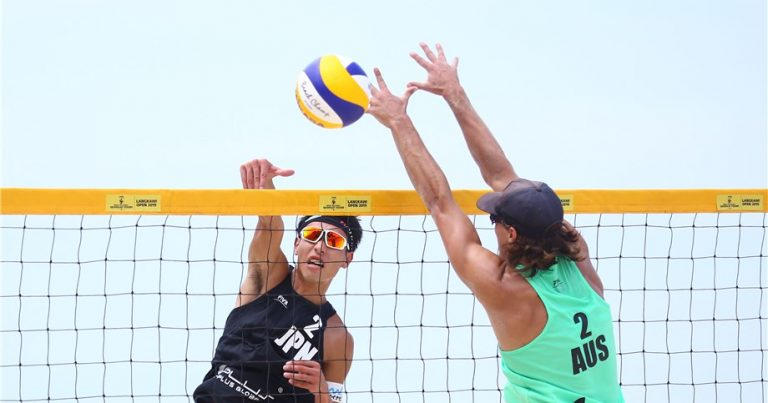 TOP TWO SEEDS ADVANCE STRAIGHT TO LANGKAWI MEN'S QUARTER-FINALS