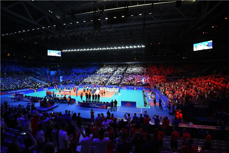 2019 VNL OPENS WITH BANG, SCHEDULE REVEALS