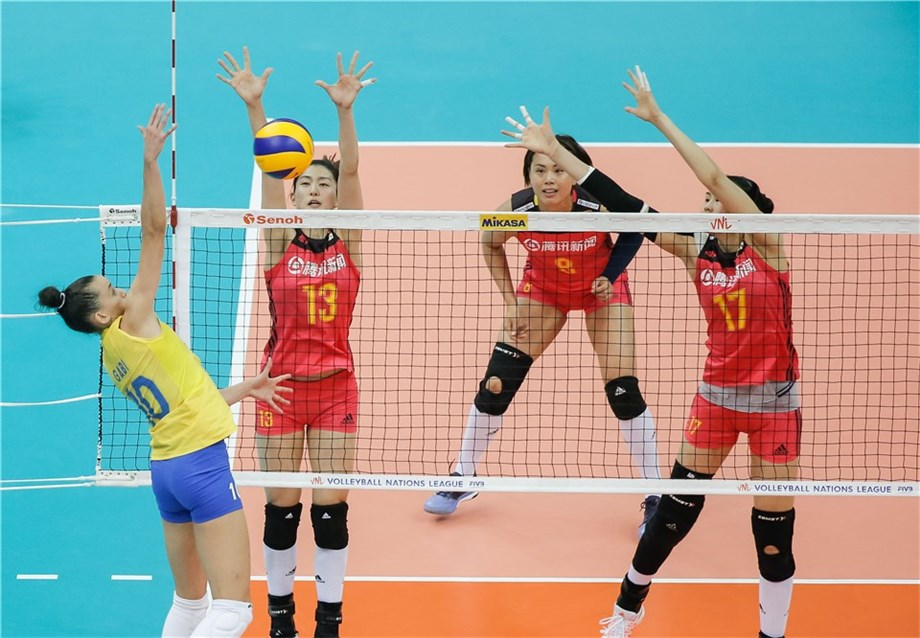 ACCREDITATION PROCESS OPEN FOR VOLLEYBALL NATIONS LEAGUE