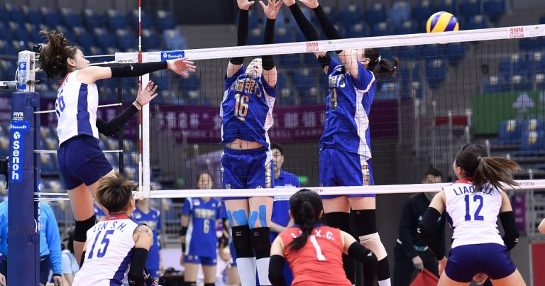 HISAMITSU AND TIANJIN REMAIN UNBEATEN AT 2019 ASIAN WOMEN'S CLUB CHAMPIONSHIP