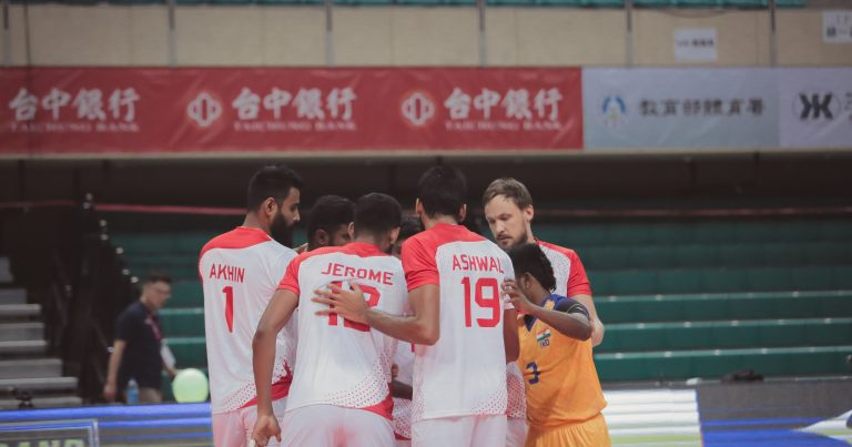 HISTORY-MAKING CHENNAI JOIN VARAMIN, PANTHERS AND AL-RAYYAN IN ASIAN MEN'S CLUB CHAMPIONSHIP SEMI-FINALS