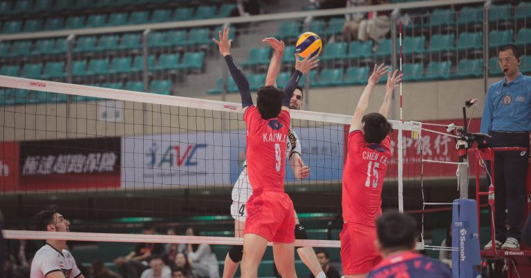 FORMIDABLE VARAMIN PROVE TOO STRONG FOR YOUNG TAICHUNG BANK