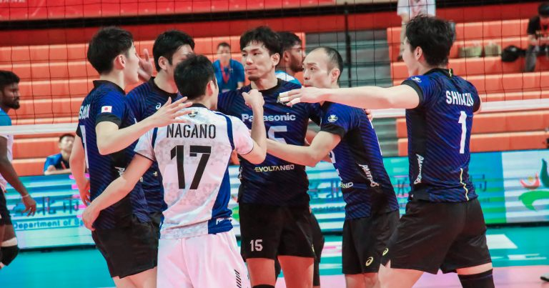 PANTHERS SEE OFF SRI LANKA IN CLOSE THREE-SETTER