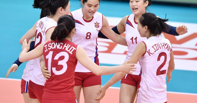 KIM'S 21 LIFTS 4.25'S 3-0 WIN AGAINST SRI LANKA AIR FORCE FOR THIRD VICTORY IN TIANJIN