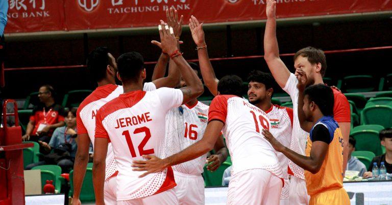 JEROME POWERS CHENNAI SPARTANS TO TIE-BREAK WIN AGAINST AL-RAYYAN