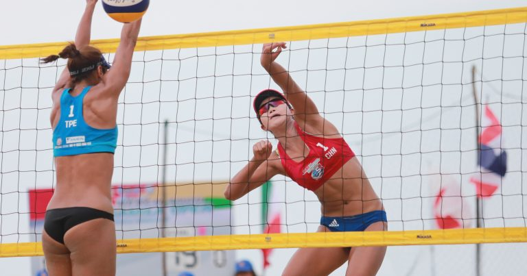 CHINESE RULE THE ROOST AT SAMILA OPEN QUARTER-FINALS